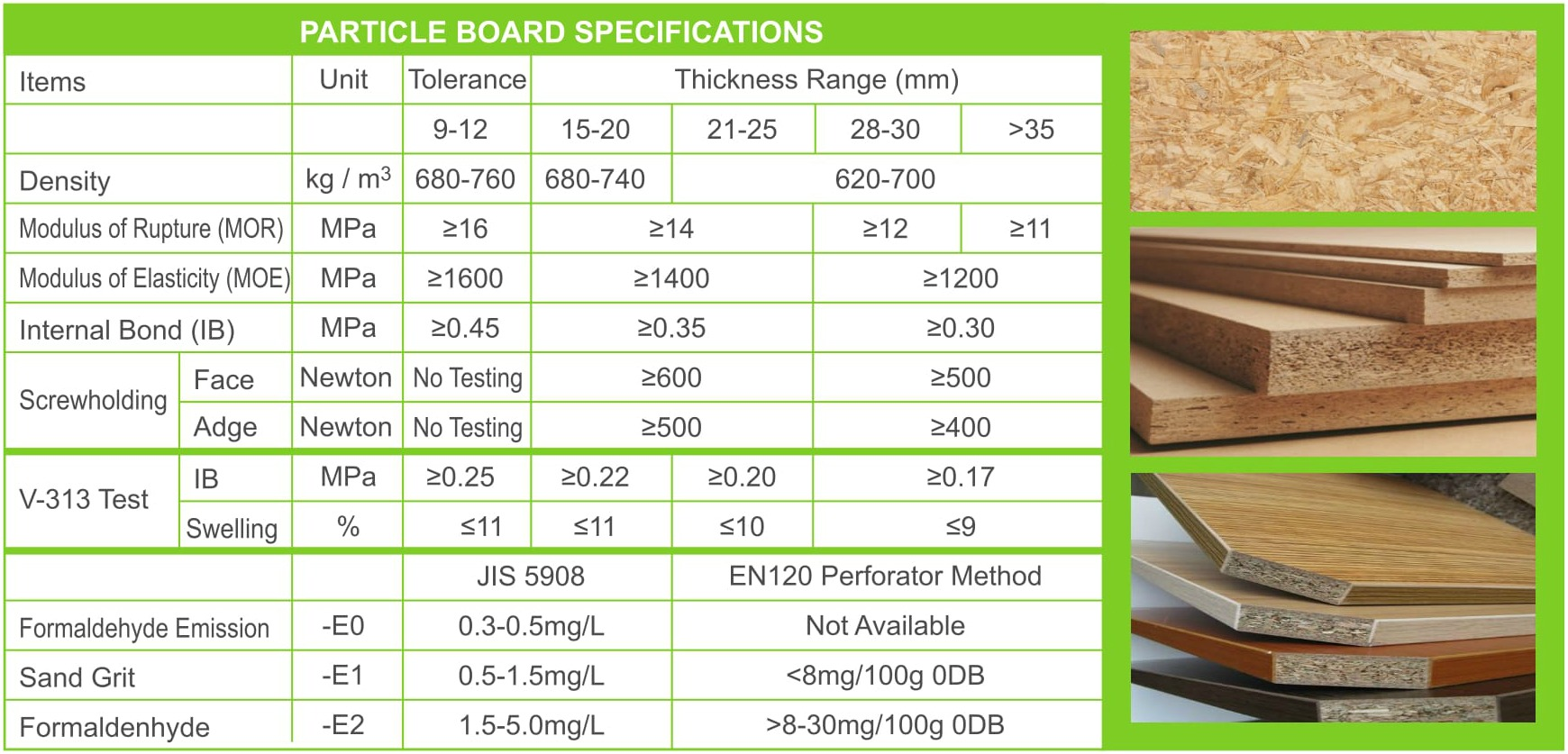 Melamine Chipboard Suppliers Malaysia Selangor Board Ply